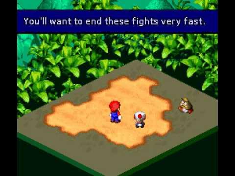 Super Mario RPG Armageddon (version 6) - Super Mario RPG Armaggedon Walkthrough (Version 6) Part 2: Tutorials are Actually Useful - User video