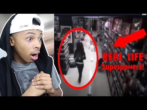 5 People With REAL Superpowers Caught On Tape!