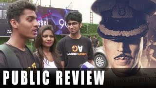 Rustom Movie REVIEW 2016 | Akshay Kumar, Ileana D'cruz & Esha Gupta