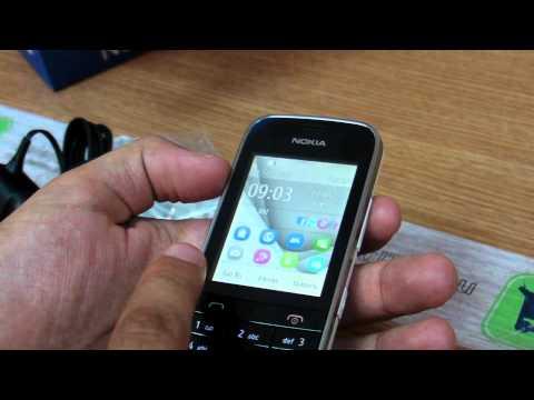 Nokia Asha 202 / 203 review HD ( in ROmana ) - www.Telefonul