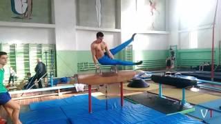 Trainings | Тренировки. Элементы спортивной гимнастики.