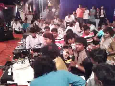 Anand Shinde Adarsh Playing Benjo Vikas0 video