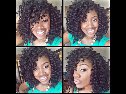 Crochet Braids Presto Curl : Crochet Braids - Tutorial How To Save Money And Do It Yourself!