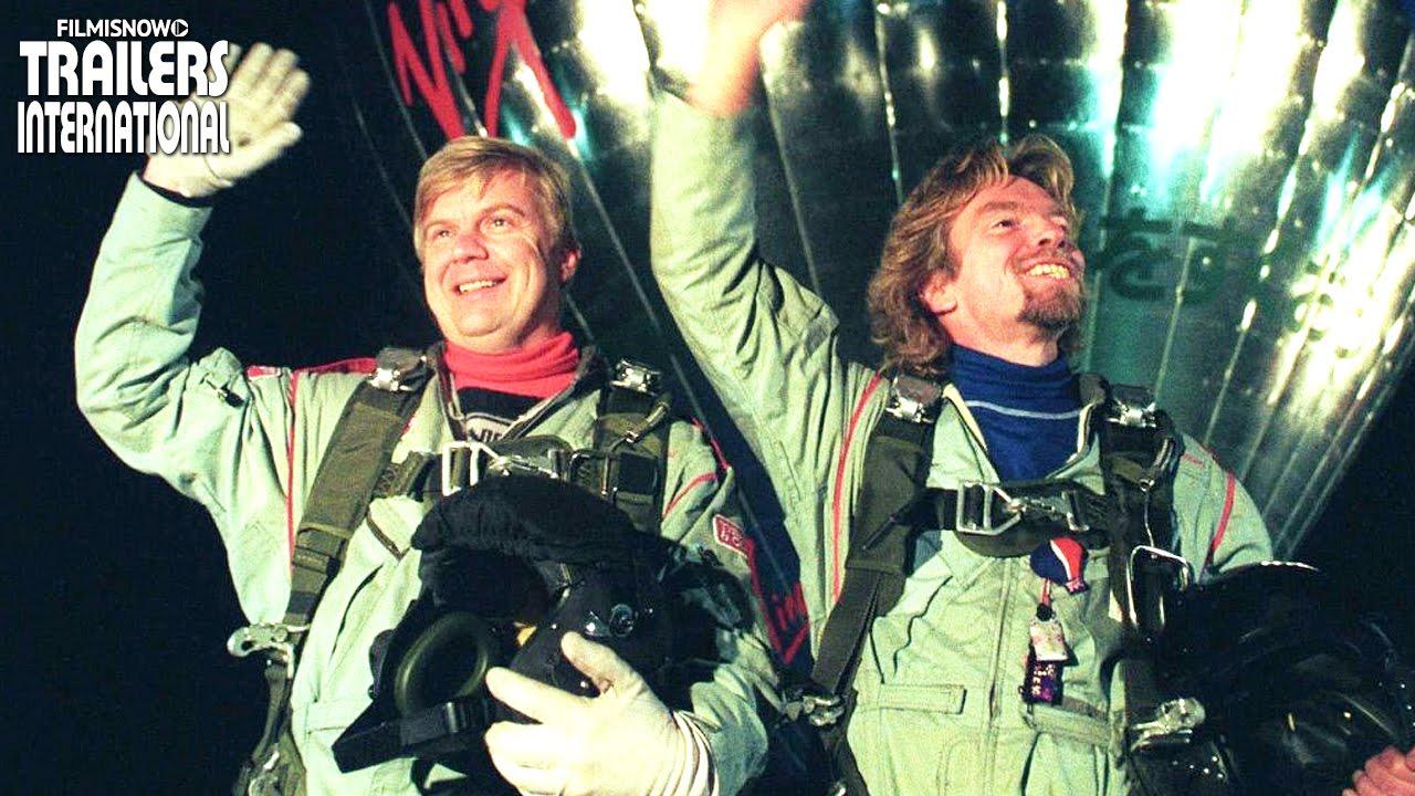 Don't Look Down Trailer | Sir Richard Branson Documentary