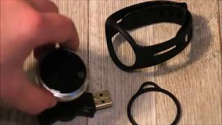 REVIEW: PINGKO Pedometer Activity Tracker Sleep Monitor Watch Fitness Tracker