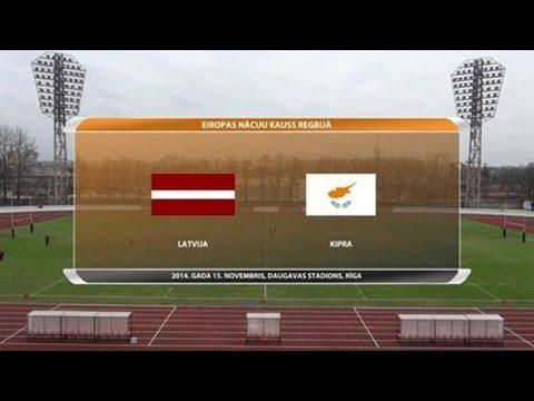 ENC 2B -  Latvia vs Cyprus