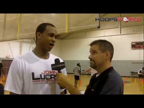 John Henson: NBA Draft