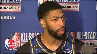 Anthony Davis considers this All-Star game an all-time classic | 2020 NBA All-Star Weekend