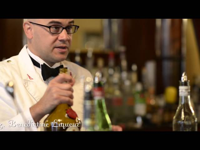 Behind the Bar in New Orleans: Creole Cocktail