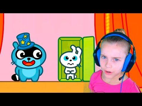 Смешное видео для детей Игровой мультик про приключения Панго детская игра ПАНГО Стори Тайм
