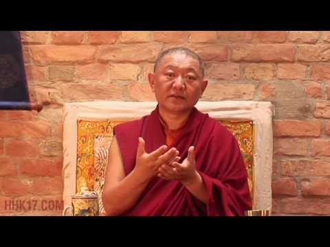 Ringu Tulku  On  Emptiness video