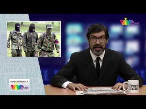 Reporte Semanal Aportes de Miss Universo a la paz en Colombia