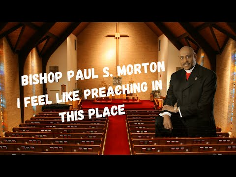 THE CLOSE_Presiding Bishop Paul S. Morton