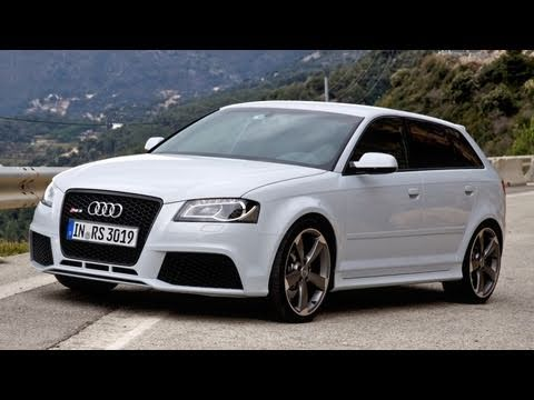 audi rs3 sportback review youtube. Black Bedroom Furniture Sets. Home Design Ideas