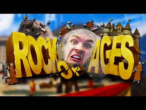 ROCK AND ROLLGET IT?  Rock Of Ages