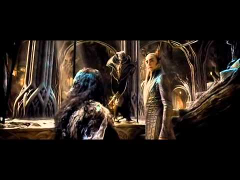 Айрэ и Саруман - Он был эльфийским королем