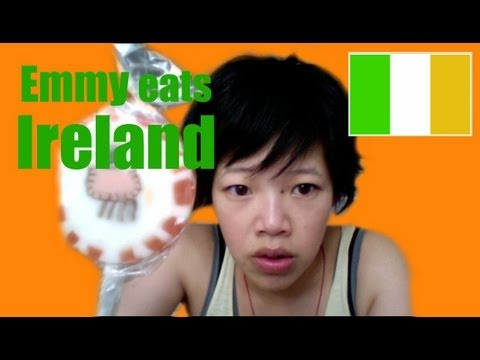 Emmy Eats Ireland - Irish Sweets
