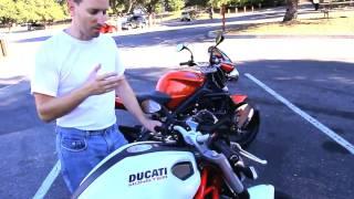 2010 Triumph Street Triple R vs. 2011 Ducati Monster 796 Motorcycle Shootout