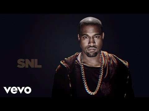 Kanye West – New Slaves (Live on SNL)
