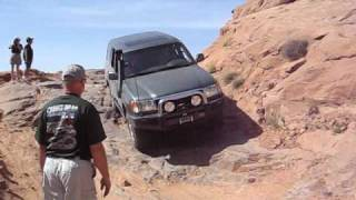 100 landcruiser Poison Spider Cruise Moab 09