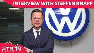 Interview with Steffen Knapp, Director, Volkswagen Passenger Cars | PART TWO