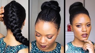 Getting Creative with Crochet: 3 Easy Hairstyles for Spring & Summer While Saving your Edges!