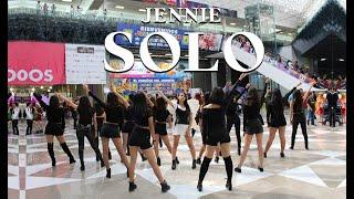 [KPOP IN PUBLIC] JENNIE - 'SOLO' l Dance Cover By EYE CANDY