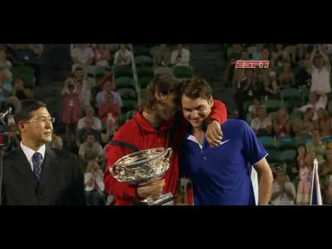 GRF : Roger Federer --- Australian Open 2010 Preview Ad Video