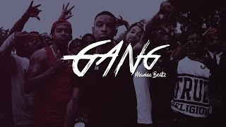 "🔥""Gang"" Hard Trap Beat Instrumental 2016 x Lit Trap Beat Instrumental [Prod by: Maniac Beatz]"