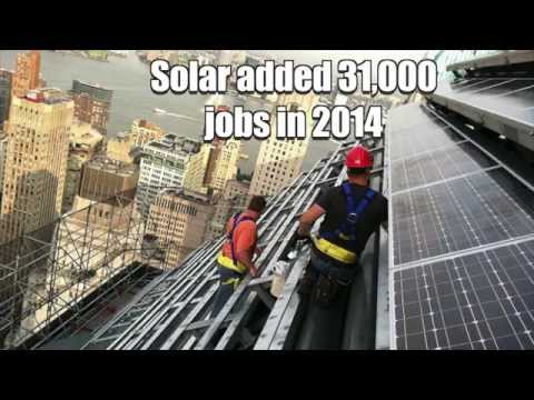 Why Solar Energy Industry in the United States is a Great Career Opportunity