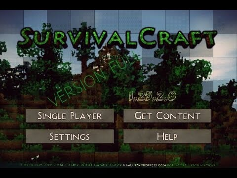 review descargar survivalcraft para android full apk full http www ...