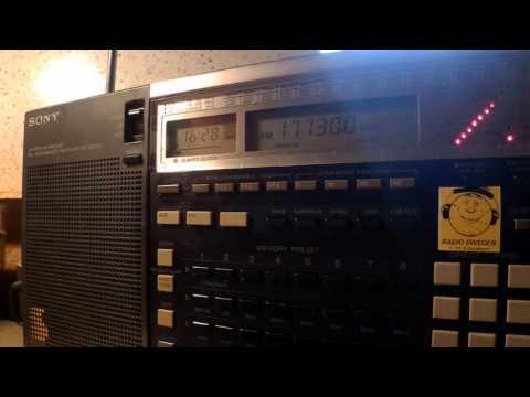 27 04 2016 Eye Radio in English to Sudan 1627 on 17730 unknown tx site