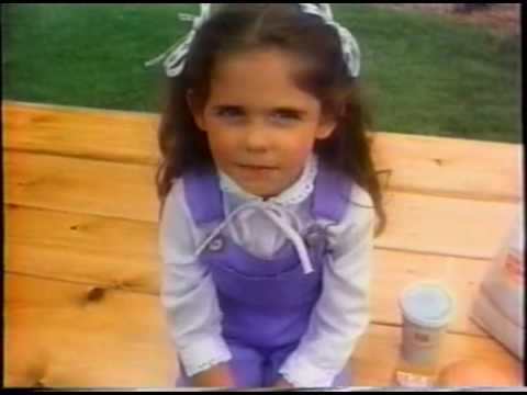 Sarah Michelle Gellar Burger King Commercial - 1981