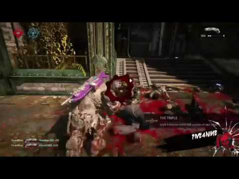 Some recent best of Gears 4 moments. Horde and pvp.