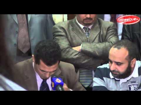 image vid�o فديو مؤثر : محامي المعتقلين السلفيين بعد وفاة بشير القلي