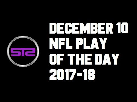 Week 14 - December 10, 2017 - NFL Pick of The Day - Today NFL Picks ATS Tonight - 12/10/17