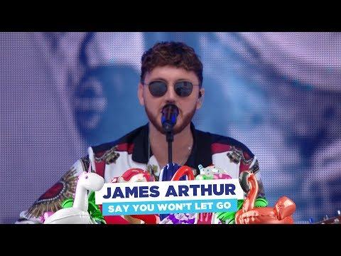 James Arthur - & 39;say You Won& 39;t Let Go& 39; (live At Capital& 39;s Summertime Ball 2018)