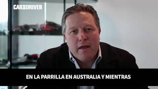McLaren lanza un mensaje de esperanza para 2019   CAR AND DRIVER FÓRMULA 1