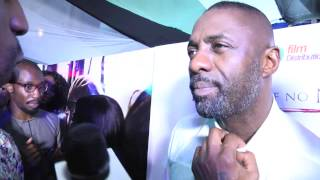 Idris Elba Shares What He Went Through While On Set