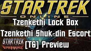 Star Trek Online - Tzenkethi Lock Box - Tzenkethi Shuk-din Escort [T6] Preview