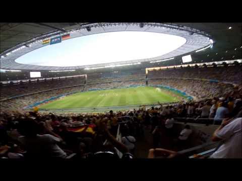 Copa 2014 Alemanha Ghana Goal Klose Fortaleza 20140621