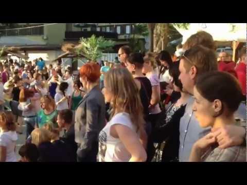 Otwarcie - fiesta en la playa 2012