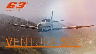 *X-Plane 10*    New Ventura Sky  VS   Real Terra Haze  [PLUGIN]