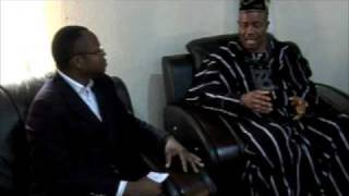 1} His Excellency Governor Godswill Akpabio's Interview