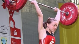 German Weightlifting League 2010 Final Clean&Jerk