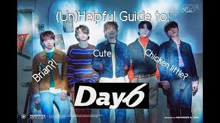 Download Lagu (Un)Helpful Guide to Day6 Gratis STAFABAND