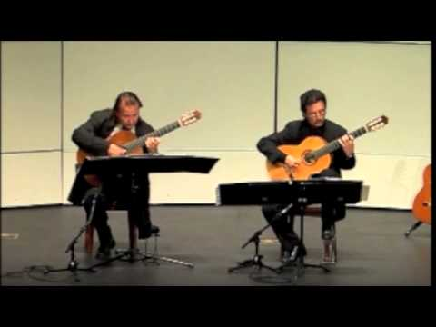 Odeum Guitar Duo - Enrique Granados - Oriental - May 9, 2011