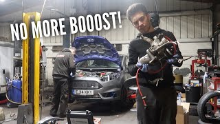 STRIPPING MY 300BHP FIESTA ST!