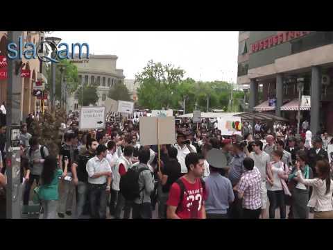 «Նույնասեռամոլների երթ Երևանում» slaq.am