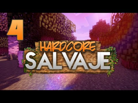 HARDCORE SALVAJE: COLORINES!!   Episodio 4   MINECRAFT MODS SERIE